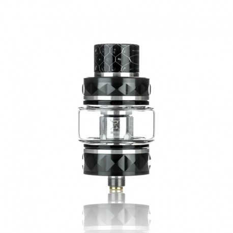 Authentic Vsticking Vmesh Sub Ohm Tank Clearomizer - Black, Stainless Steel, 4ml, 27mm Diameter