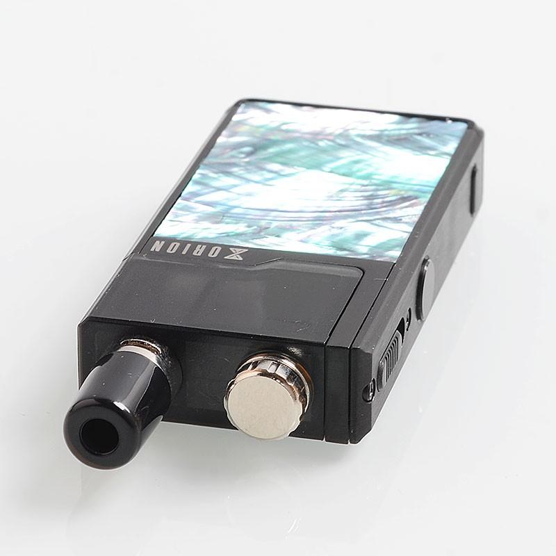 Buy Lost Vape Orion DNA GO Silver Scallop 40W 950mAh Starter Kit