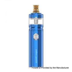 Authentic GeekVape Flint 1000mAh All in One Portable MTL Starter Kit - Serenity Blue, 1.6 Ohm, 22mm Diameter