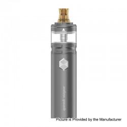 Authentic GeekVape Flint 1000mAh All in One Portable MTL Starter Kit - Gun Metal, 1.6 Ohm, 22mm Diameter