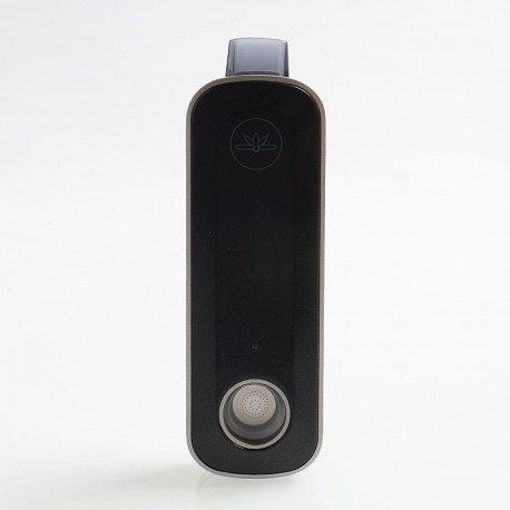 Firefly 2 Style 770mAh Weed Cannabis Dry Herb Vaporizer with Bluetooth App - Black