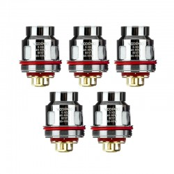 Authentic Voopoo N2 Replacement Coil for Uforce / Uforce T2 Tank - 0.3 Ohm (45~80W) (5 PCS)