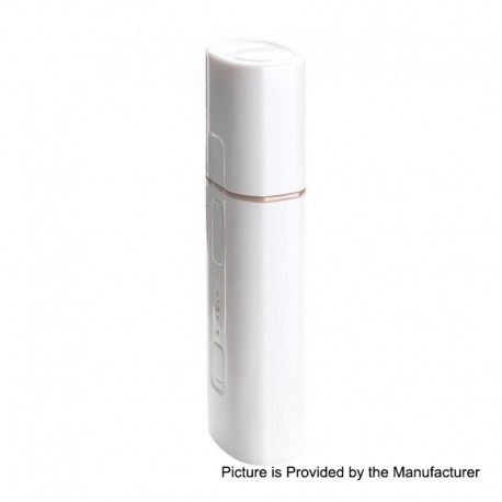 Authentic SMY Pluscig B3 1300mAh Heat Not Burn Device - White