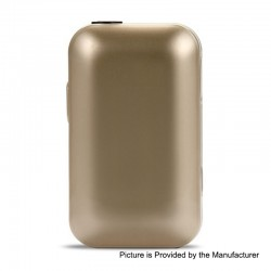 Authentic SMY Pluscig B2S 2900mAh Heat Not Burn Device - Gold