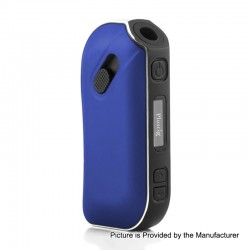 Authentic SMY Pluscig P2 1300mAh Heat Not Burn Device - Blue