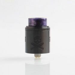 Authentic Vandy Vape Bonza V1.5 RDA Rebuildable Dripping Atomizer w/ BF Pin - Gun Metal, 24mm Diameter