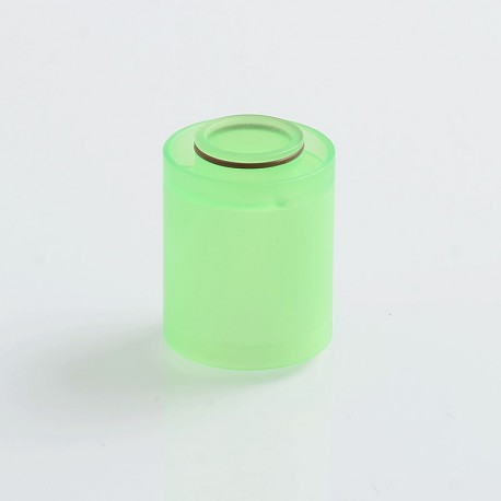 YFTK Replacement Tank Tube for Doggystyle V2 2K18 Style RTA - Green, PC, 3.5ml