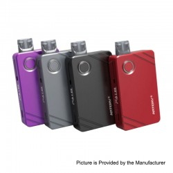Authentic Artery Pal 2 1000mAh Pod System Starter Kit - Gun Metal, Aluminum, 2ml, 0.6 Ohm / 1.2 Ohm