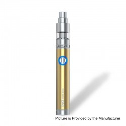 Authentic Maskking Guardian 1000mAh Starter Kit - Gold, Stainless Steel, 2ml, 16.5mm Diameter