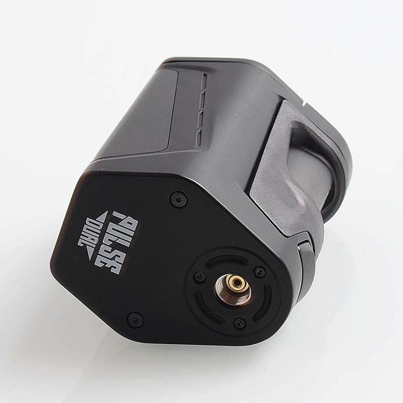 Buy Vandy Vape Pulse Dual 220W Black TC VW Squonk Mod
