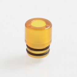SteamTuners T7 Style Drip Tip for RDA / RTA / Sub Ohm Tank Atomizer - Ultem, PEI, 12.5mm