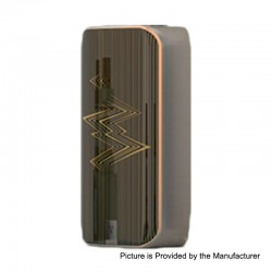 Authentic Vaporesso Luxe Nano 80W 2500mAh TC VW Variable Wattage Box Mod - Bronze, 5~80W