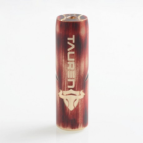 Authentic ThunderHead Creations THC Tauren Mechanical Mod - Lava, Brass, 1 x 18650 / 20700 / 21700