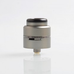Layercake CSMNT V2 Style RDA Rebuildable Dripping Atomizer w/ BF Pin - Army Green, Aluminum + Stainless Steel, 24mm Diameter