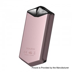 Authentic Asvape Touch 12W 500mAh Pod System Starter Kit - Rose Gold, 1.5ml, 1.6 Ohm