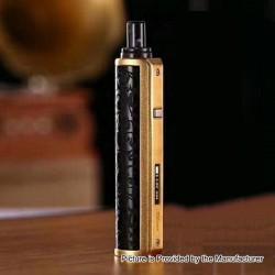 Authentic SXmini Mi Class 13W 400mAh YiHi SX290 Pod System Starter Kit - Black Tang Golden, 1.8ml, 1.0 Ohm