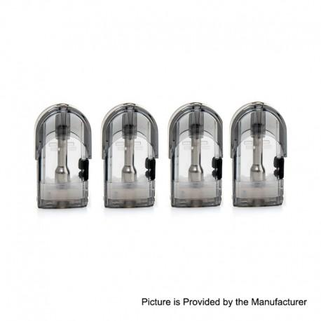Authentic Eleaf Replacement Pod Cartridge for Elven Pod System Kit - 1.6ml, 1.6 Ohm (4 PCS)