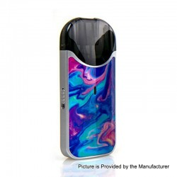 Authentic MyVapors Myuz Astora Kit 10W 500mAh Pod System Starter Kit - Supernova, 3mL
