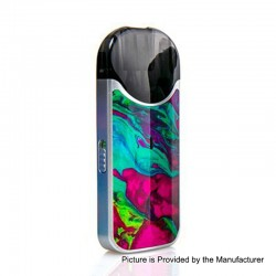 Authentic MyVapors Myuz Astora Kit 10W 500mAh Pod System Starter Kit - Cosmic Swirl, 3mL