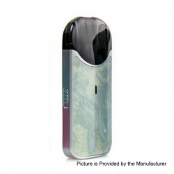 Authentic MyVapors Myuz Astora Kit 10W 500mAh Pod System Starter Kit - Pearl Dust, 3mL