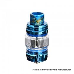 Authentic Horizon Falcon King Sub Ohm Tank Clearomizer - Blue, 6ml, 0.38 / 0.16 Ohm, 25.4mm Diameter