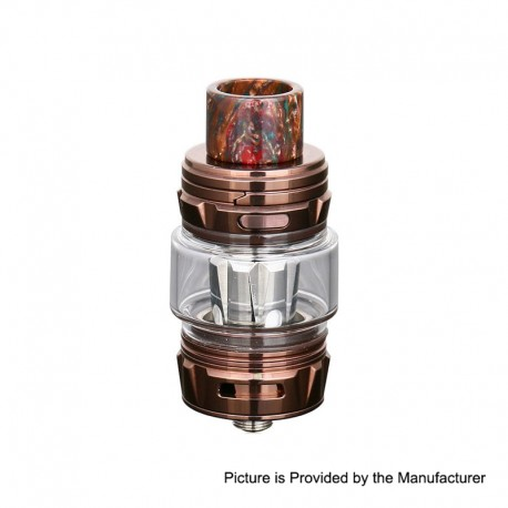 Authentic Horizon Falcon King Sub Ohm Tank Clearomizer - Coffee, 6ml, 0.38 / 0.16 Ohm, 25.4mm Diameter