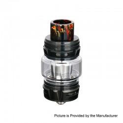Authentic Horizon Falcon King Sub Ohm Tank Clearomizer - Black, 6ml, 0.38 / 0.16 Ohm, 25.4mm Diameter