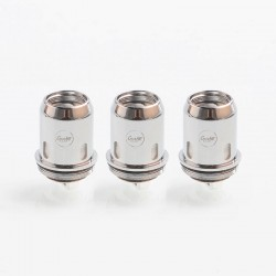 Authentic CoilART Replacement M1 Single Mesh Coil for LUX Sub Ohm Tank - 0.15 Ohm (50~90W) (3 PCS)