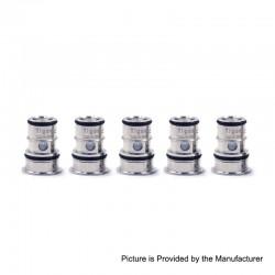Authentic Aspire Replacement MTL Coil Head for Tigon Kit / Tigon Tank - 1.2 Ohm (10~12W) (5 PCS)