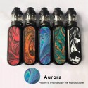 Authentic OBS Cube 80W 3000mAh VW Variable Wattage Starter Kit - Aurora, Zinc Alloy + Resin + SS, 5~80W, 4ml, 0.2 Ohm