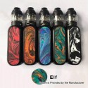 Authentic OBS Cube 80W 3000mAh VW Variable Wattage Starter Kit - Elf, Zinc Alloy + Resin + SS, 5~80W, 4ml, 0.2 Ohm