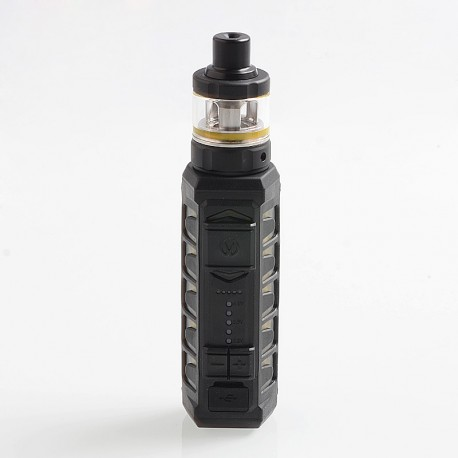Authentic Vandy Vape AP Apollo 20W 900mAh VV Box Mod + MTL Sub Tank Kit - Frosted Amber, 3.2~4V, 2ml, 1.8 Ohm / 1.5 Ohm
