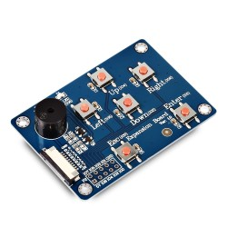 Expansion Board for Nextion Enhanced HMI Intelligent LCD Display - Blue