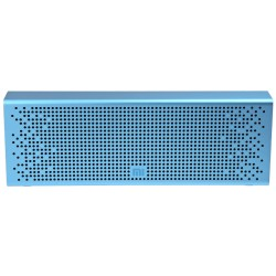 Original XiaoMi Bluetooth 4.0 Speaker Support Hands-free Calls for iPhone 6S / 6S Plus / iPad Pro / Samsung Galaxy Tab S2 - Blue