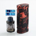Authentic Vapor Storm Puma Baby 80W TC VW Box Mod + Hawk Tank Kit - Black Haze, 5~80W, 1 x 18650, 6ml, 0.2 Ohm