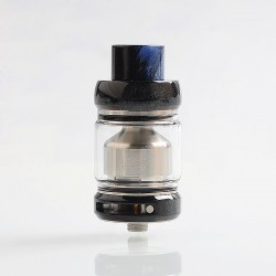 Authentic CoilART MAGE RTA 2019 Rebuildable Tank Atomizer - Resin Black, Stainless Steel + Resin, 4.5ml, 28mm Diameter
