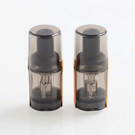 Authentic SXmini Replacement Pod Cartridge for Mi Class Pod System Kit - 1.8ml, 1.0 Ohm (2 PCS)