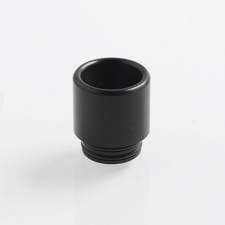 810 Replacement Drip Tip for TFV8 / TFV12 Tank / Goon / Kennedy / Reload RDA - Black, POM, 18mm