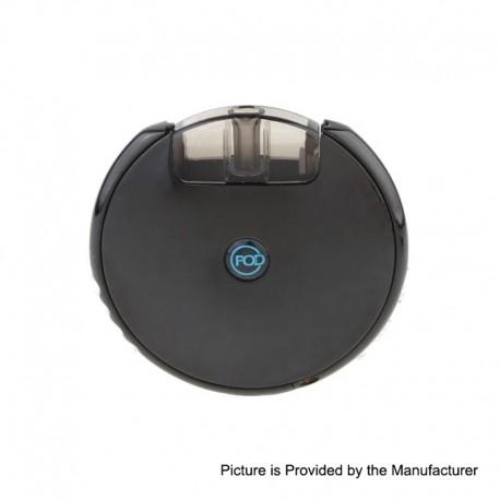 Authentic Serisvape O-Pod 380mAh Pod System Starter Kit w/ Lanyard - Black, Zinc Alloy + PC, 2ml