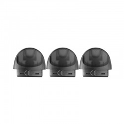 Authentic Justfog Replacement Pod Cartridge for C601 Pod System Kit - 1.7ml, 1.6 Ohm (3 PCS)