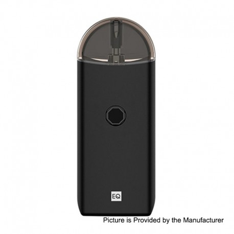 Authentic Innokin Redefined EQ 800mAh Pod System Starter Kit - Black, 2ml, 0.5 Ohm