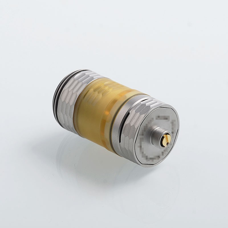 Buy Hussar The End RTA Silver 316SS 22mm Rebuildable Tank