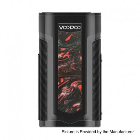 Authentic Voopoo X217 217W TC VW Variable Wattage Box Mod - P-Scarlet, 5~217W, 2 x 18650 / 20700 / 21700