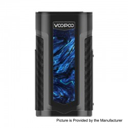 Authentic Voopoo X217 217W TC VW Variable Wattage Box Mod - P-Prussian Blue, 5~217W, 2 x 18650 / 20700 / 21700