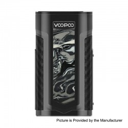 Authentic Voopoo X217 217W TC VW Variable Wattage Box Mod - P-Ink, 5~217W, 2 x 18650 / 20700 / 21700