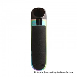 Authentic Smokjoy VEIIK Airo 360mAh Pod System Starter Kit - Rainbow Black, 2ml, 1.2 Ohm