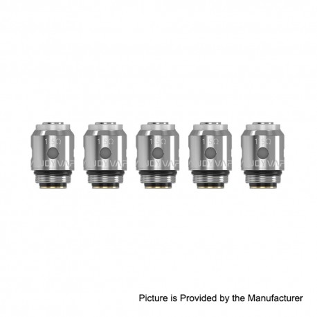 Authentic Vandy Vape Replacement Coil Head for AP MTL Sub Tank / AP Kit / BSKR Kit - 1.5 Ohm (7~13W) (5 PCS)
