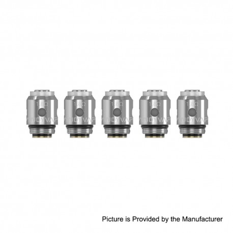 Authentic Vandy Vape Replacement Coil Head for AP MTL Sub Tank / AP Kit / BSKR Kit - 1.8 Ohm (7~13W) (5 PCS)