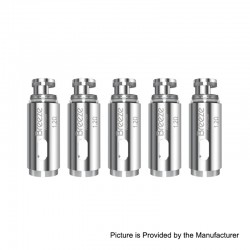 Authentic Aspire Replacement Coil Head for Breeze Starter Kit - 1.2 Ohm (5 PCS)