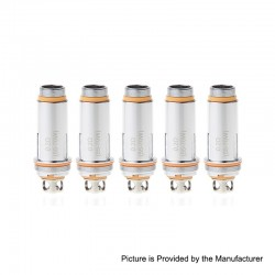 Authentic Aspire Replacement Coil Head for Cleito / Cleito EXO Tank - 0.2 Ohm (55~70W) (5 PCS)